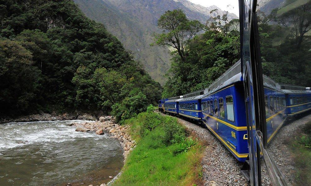 Huir del soroche entre Cusco y Machu Picchu