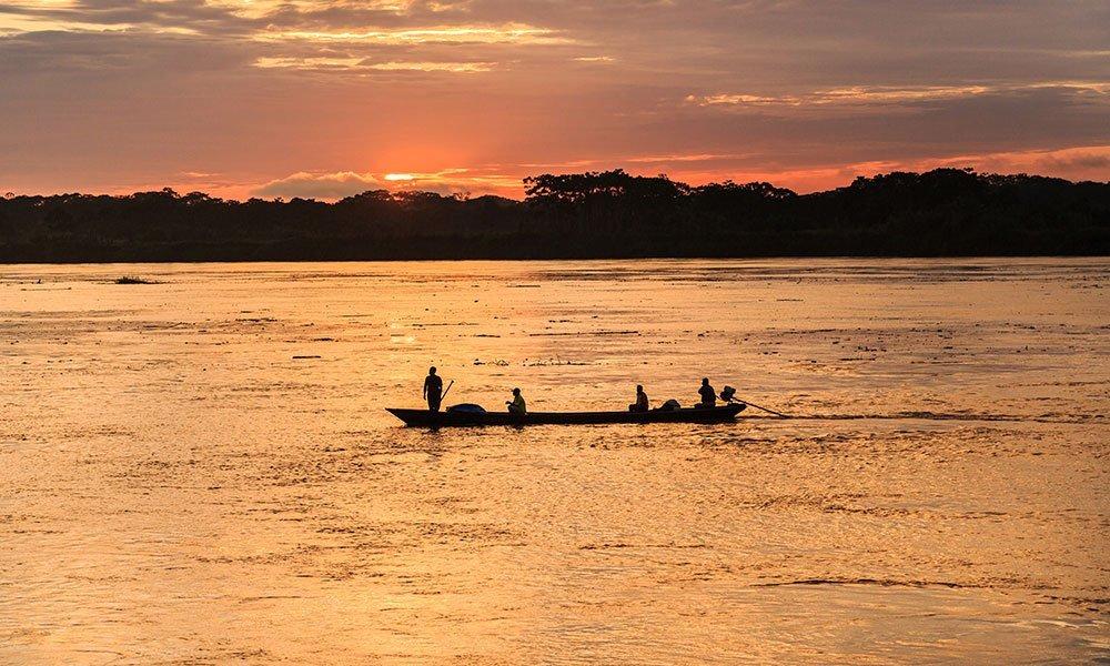 Puerto Maldonado, en los confines del Amazonas Peruano